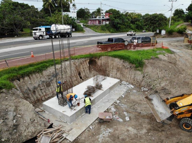 Cierre parcial y total de la vía Panamericana El Higo de San Carlos 25 y 26 de octubre