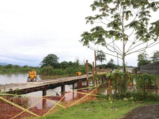 Puente sobre el río Sixaola sería entregado en marzo de 2020