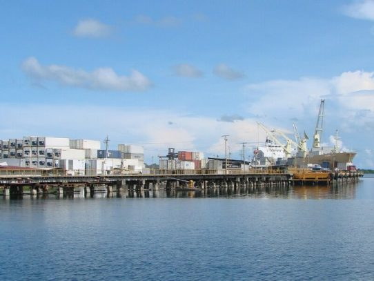 Reestructuración de Puerto Almirante costará $1 millón 186 mil balboas