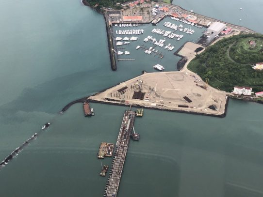 Unas 20 empresas interesadas en operar la nueva Terminal de Cruceros de Panamá