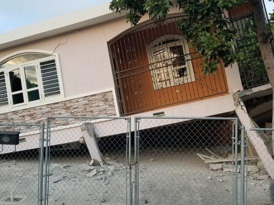 Puerto Rico es sacudida por un sismo de magnitud 5,8