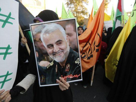 """Gobierno de Venezuela """"condena"""" muerte de general iraní Soleimani"""