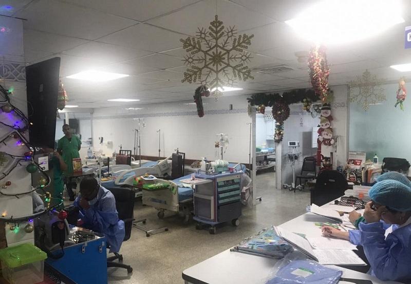 Seis nuevos casos de quemados ingresan al Hospital del Niño, tras fiesta navideña