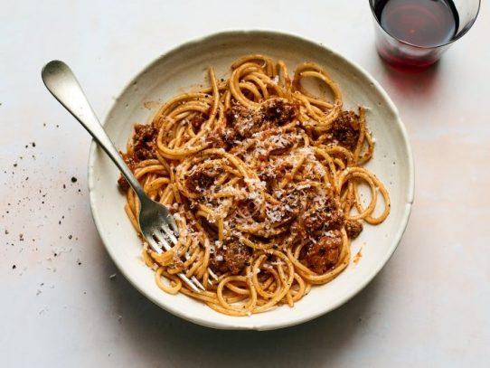 Cinco recetas de pasta para estos días largos