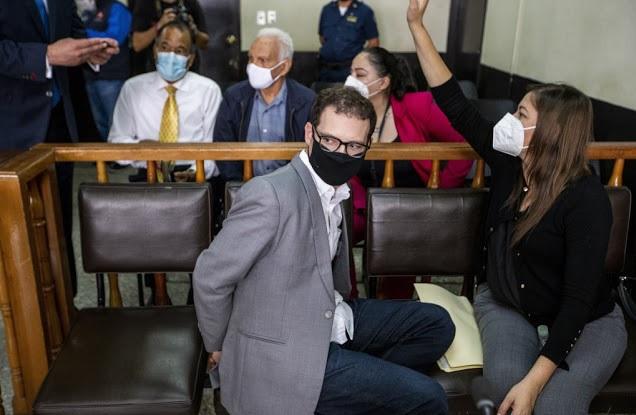 Defensa de hermanos Martinelli asegura que ellos entraron a Guatemala, como diplomáticos