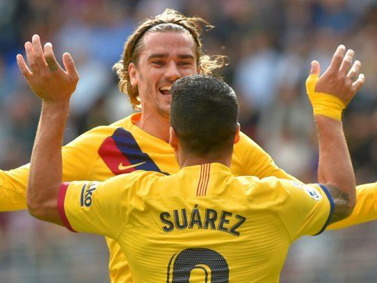 El Real Madrid cae en Mallorca y cede la primera plaza al Barcelona