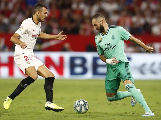El Athletic y el Real Madrid toman el mando de la Liga