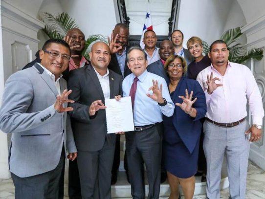 Gobierno aseguró que mantendrá programas sociales en Colón