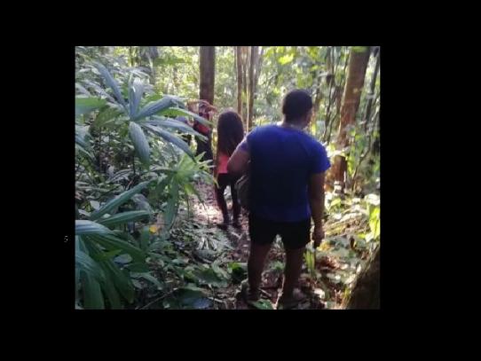 Sinaproc ubica a ocho personas que se extraviaron en Las Cumbres