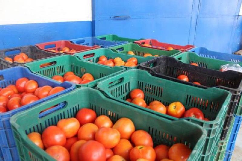 Aduanas retiene 70 cajas de tomates en Chiriquí