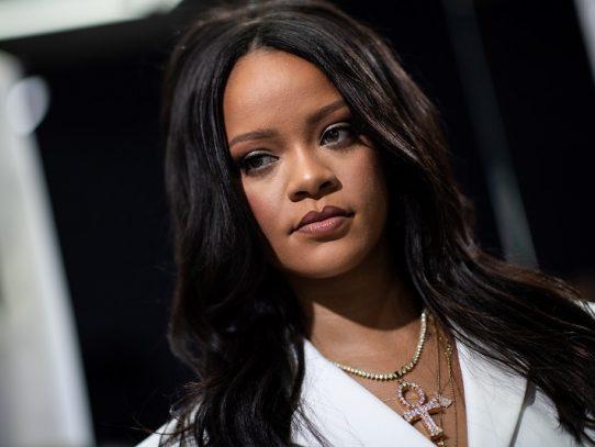 Rihanna se roba el show de la Semana de la Moda de Nueva York