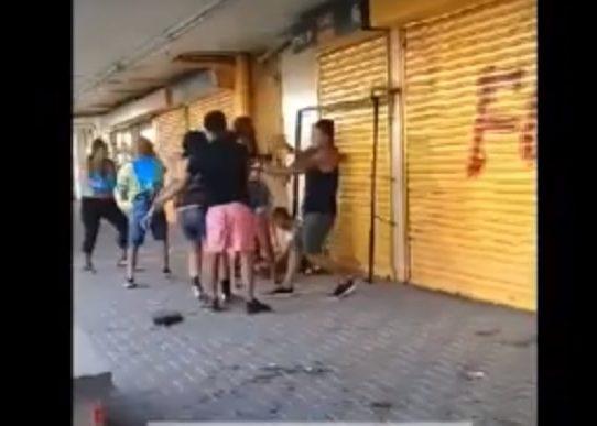 #Video: Carnaval 2020, pasarela de riñas en las ciudades del interior del país