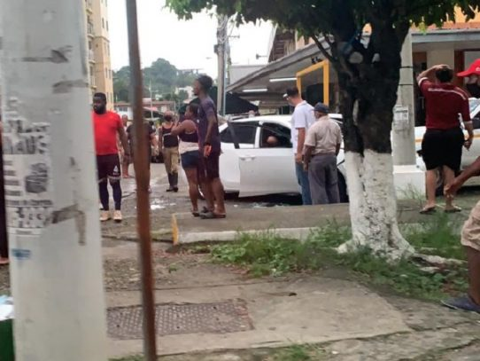Ejecutan a una persona frente a la Junta Comunal de Río Abajo