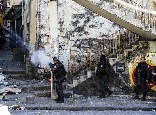 La tragedia de Río de Janeiro es política