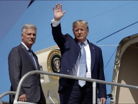 Trump nombra asesor de seguridad nacional al negociador de rehenes Robert O'Brien