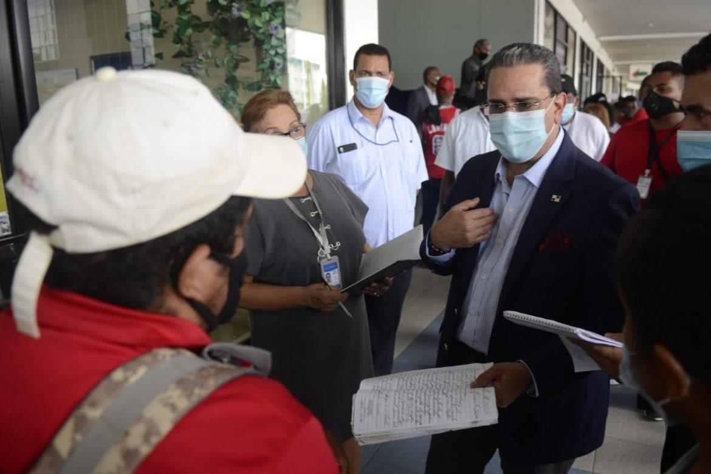 Miviot reactivará mesa institucional para atender reclamos de movimiento popular