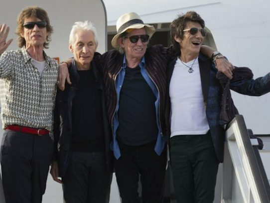 Rolling Stones retoman gira con Jagger recuperado tras cirugía