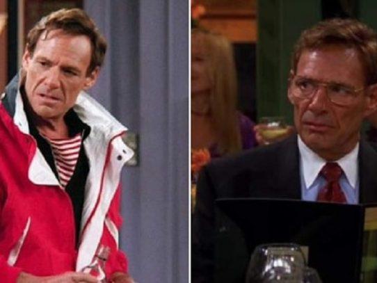 Fallece el actor Ron Leibman, interpretó al papá de Rachel en Friends