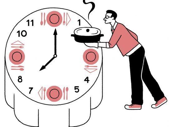 Una rutina puede ser benéfica para la mente y el cuerpo