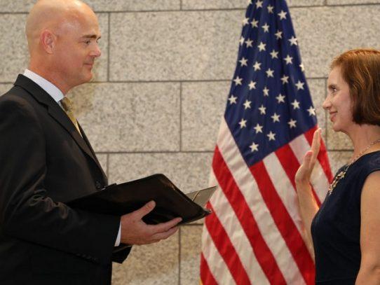 Roxanne Cabral dejará Panamá para asumir nueva función como embajadora