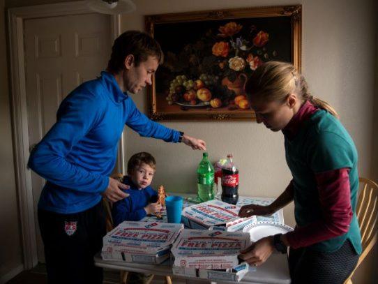 Una pareja de informantes que huyeron de Rusia vive muy a gusto en los suburbios estadounidenses