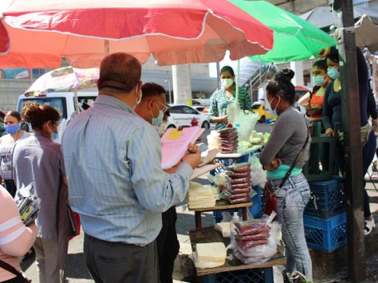 Minsa decomisa varios productos por infringir normas sanitarias en San Miguelito