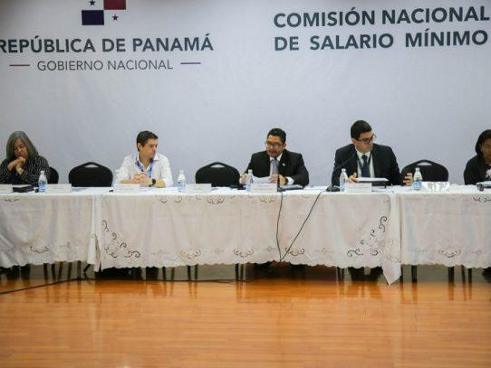 Consultas de la Comisión de Salario Mínimo en Colón inician el 11 de septiembre