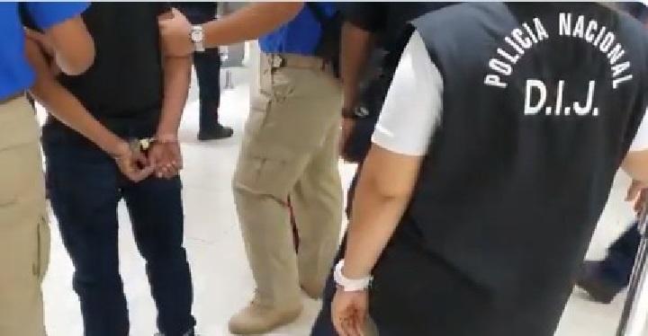 Llega a Panamá salvadoreño vinculado a un homicidio en Colón