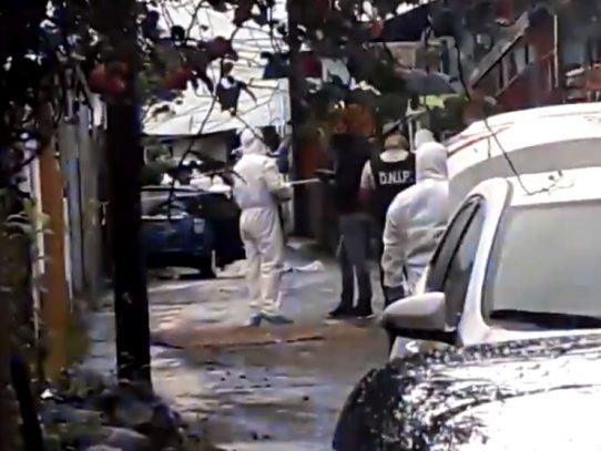 Hombre es asesinado de varios disparos en Samaria