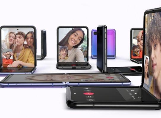 Samsung lanza su segundo smartphone plegable, el Galaxy Z Flip