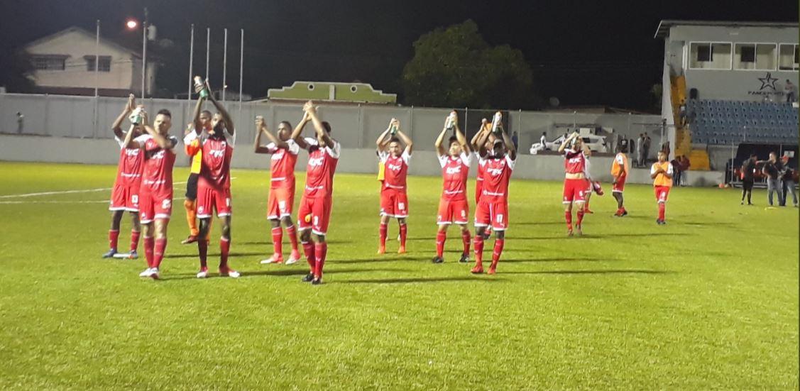 San Francisco FC se coloca como único líder del Torneo Apertura 2019 de la LPF