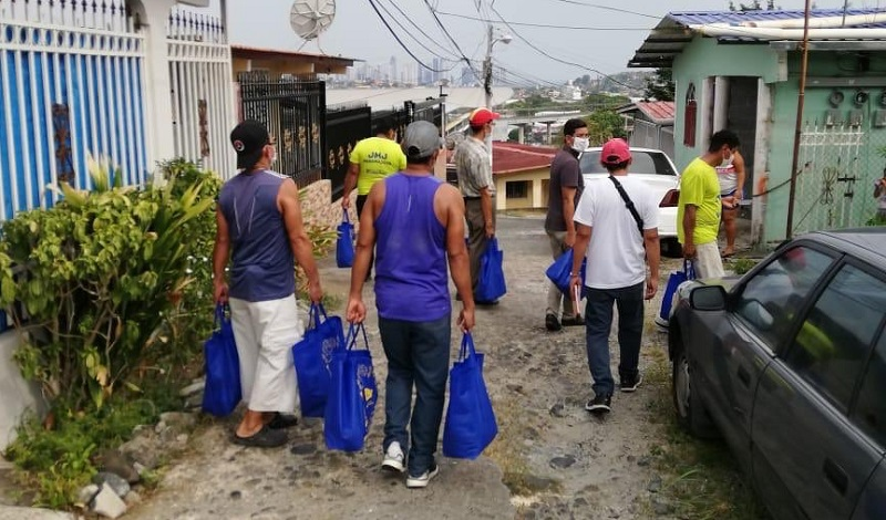 Comunidades en San Miguelito recibirán asistencia a través del plan de alivio