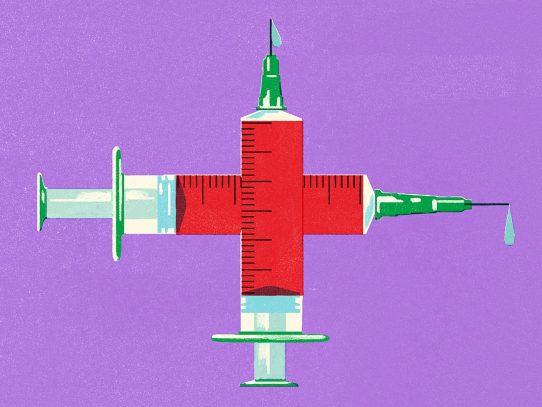 Cómo las vacunas de la gripe pueden ayudar en la lucha contra la COVID