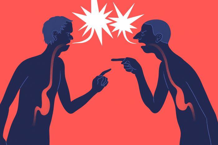 El hambre y el enojo no nos vuelven peores personas
