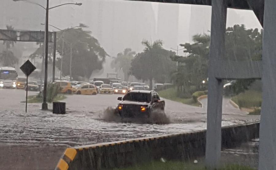 Sinaproc advierte el paso de onda tropical 34 en las próximas horas