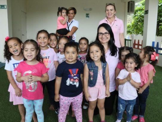 Más 19 Centros de Atención Integral a la Primera Infancia serán remodelados en Azuero
