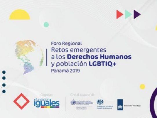 """Realizarán foro sobre """"Retos emergentes a los Derechos Humanos y población LGBTIQ+"""""""