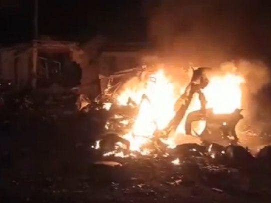 Carro bomba deja al menos 7 muertos y 11 heridos en Colombia