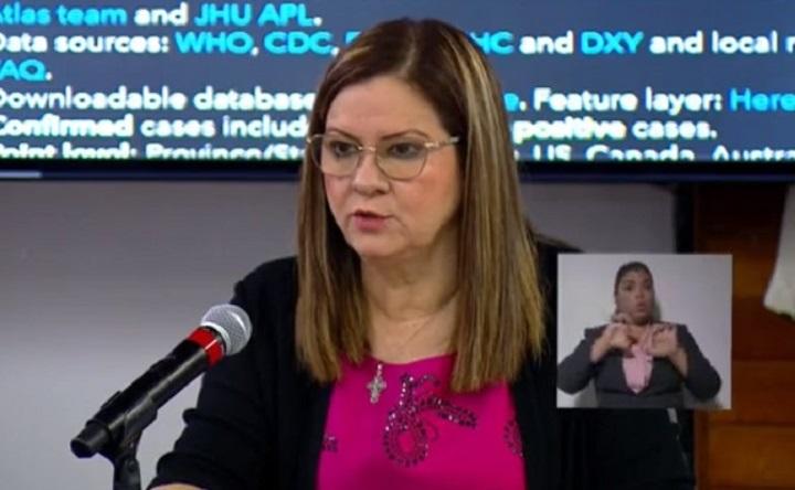 Ministra Turner se refiere a las compras del Minsa para enfrentar el COVID-19