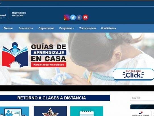Página web de Meduca sufre ataque cibernético