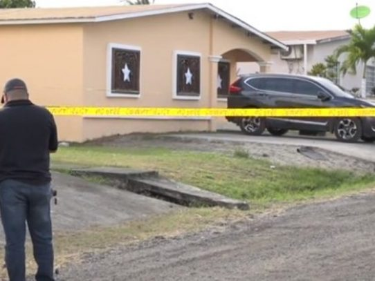 Un hombre fue asesinado y una mujer herida de bala en Antón