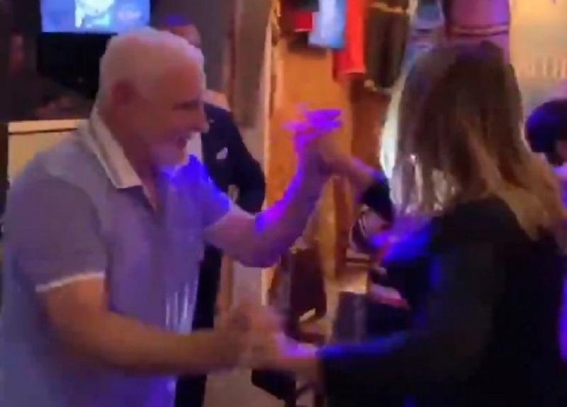 Enojo en las redes tras video de Martinelli y Paullet Morales