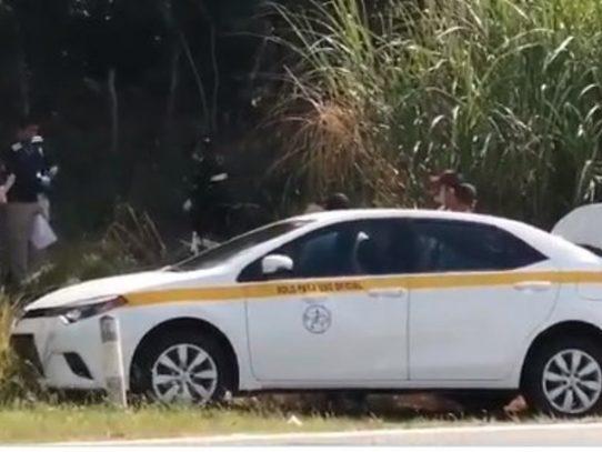 Encuentran cadáver de una mujer cerca a Cerro Azul