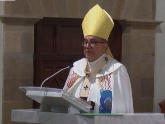 Monseñor Ulloa pide más tiempo y diálogo para reformas constitucionales