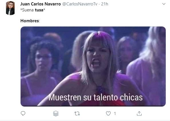 """Los mejores memes y videos de hombres cantando y bailando """"Tusa"""" de Karol G"""