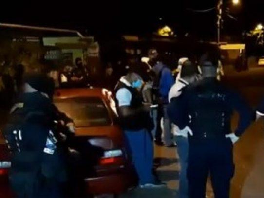 Colón: Asesinan a un hombre en La Playita y lo dejan tirado en el monte