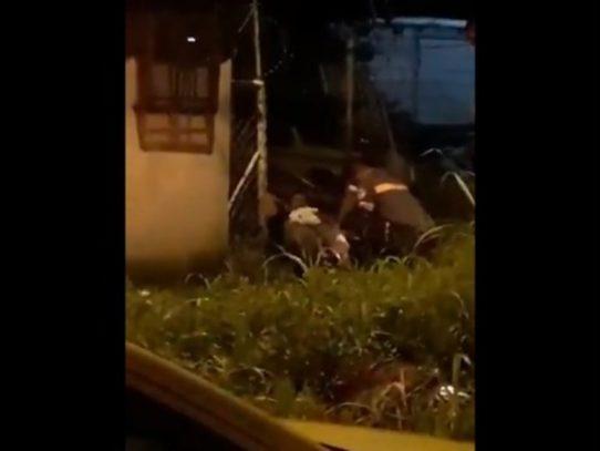 Conductor de Uber atropella a su asaltante en Las Mañanitas