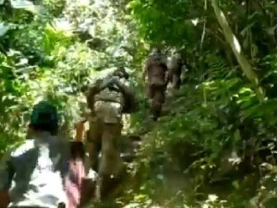 Autoridades comarcales ayudan en la captura de líder de secta de Llano Amador