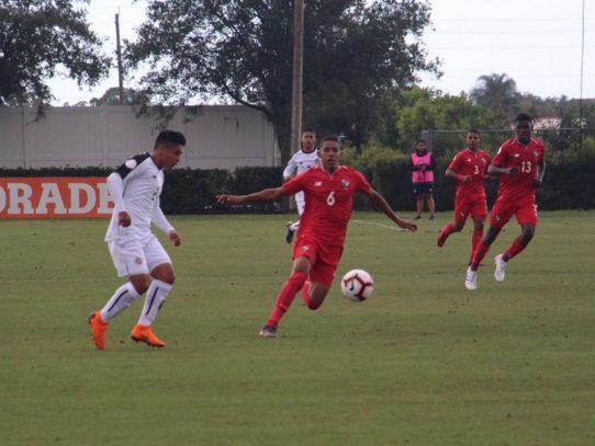 Panamá empata ante Costa Rica en el inicio del Premundial Sub-17