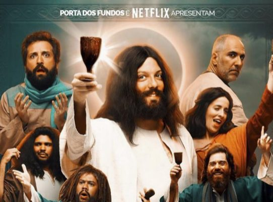 Máxima corte de Brasil levanta censura a Netflix por sátira sobre Jesús